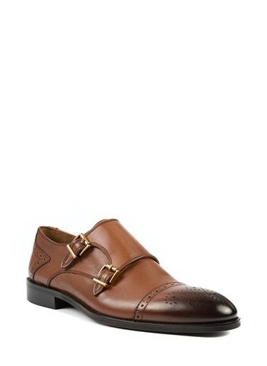 D'S Damat Klasik Ayakkabı Taba